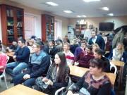 """Развитие еврейской молодежи в рамках проектов """"Маса"""""""