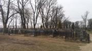 Cleaning Prudkovskii Jewish cemetery